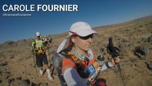 Carole Fournier ultramarathonienne