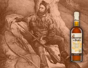 Whisky Québécois Coureur des Bois