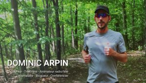 Dominic Arpin Triathlete