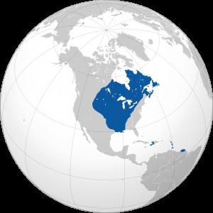 Les territoires de la Nouvelle-France