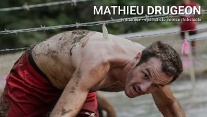 Mathieu Drugeon, course d'obstacles